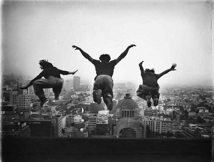 Camera photography related parkour photography of tomasz gudzowaty