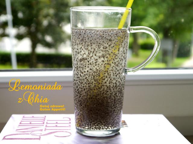 Lemoniada z chia - Czytaj więcej »
