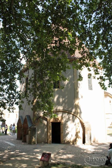 Capilla Templaria de Metz