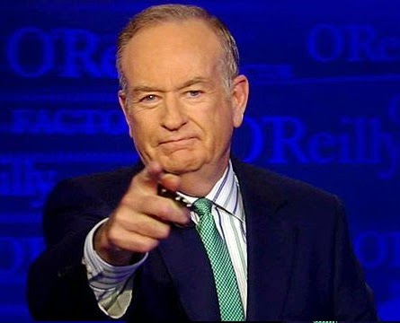 The O'Reilly Factor responds to The Colbert Report