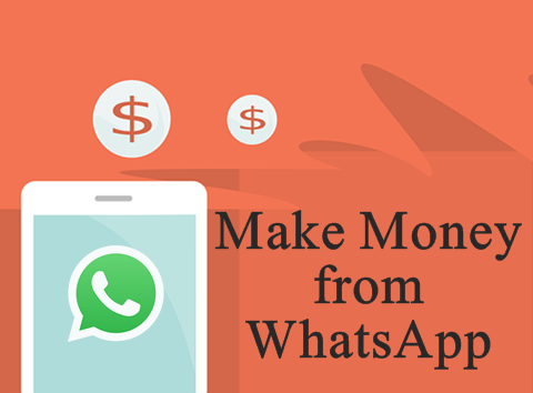 Make Money through Whatsapp