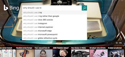 محرك Bing