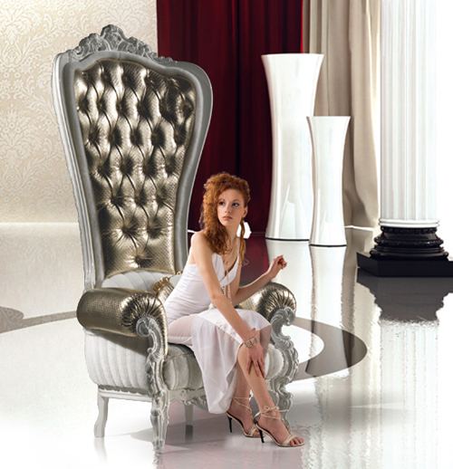 Furnitures For Decor: Chair King and Queen: Regal Armchair ...