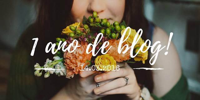 Aniversário de um ano do blog: Participe e concorra a três livros!