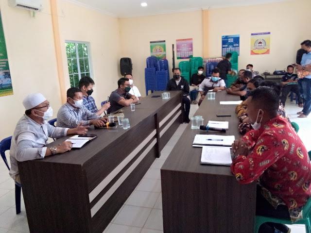 Enam Orang Anggota DPRD Kota Tanjungpinang Gelar Reses di Kelurahan Dompak