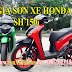 Bảng giá sơn xe máy Honda SH 150i
