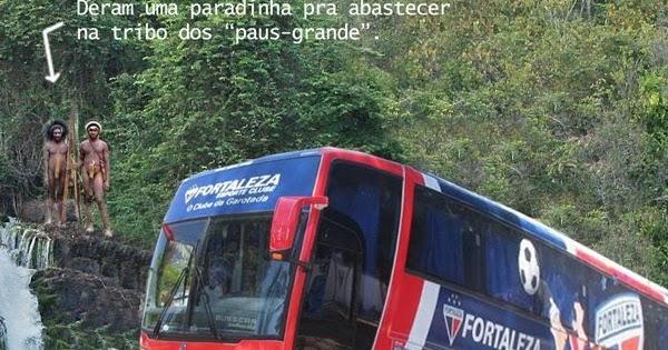 Blog Dos CordÉis: O Paradeiro Do Time Do Fortaleza