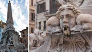 Pantheon de Roma - de templo pagão a igreja católica