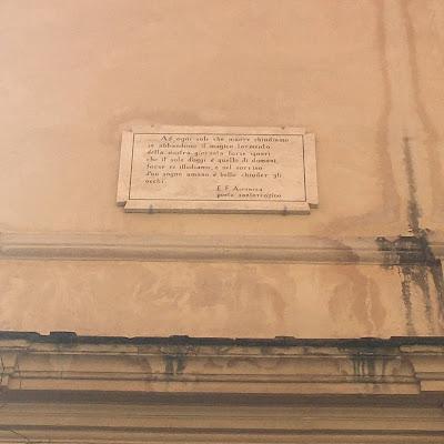 San Lorenzo targa Accrocca