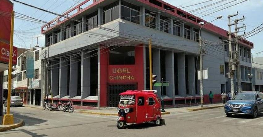 UGEL Chincha no atiende solicitudes de información de usuarios, según informe de OCI