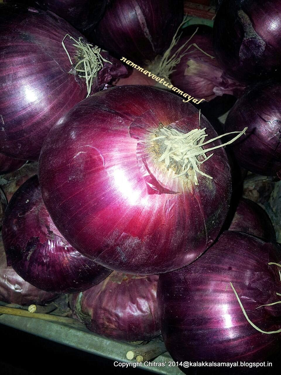 Vengayam [ Onion ]