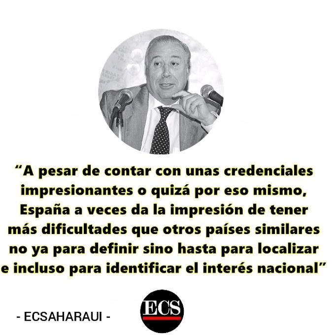Estado de los contenciosos diplomáticos españoles. Y un intermedio sobre la diplomacia alauita.