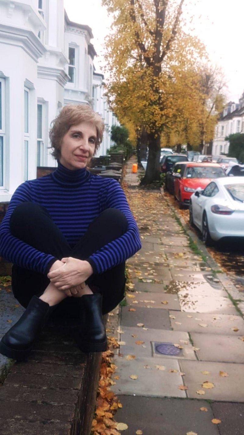 Diana Massis vive en Londres la segunda ola Covid