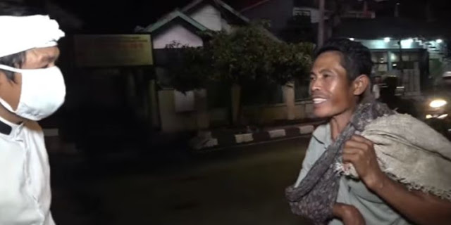 Kisah Pilu Abah Tarya, Rela Kerja Banting Tulang di Rantau Istri di Kampung Malah Nikah Lagi