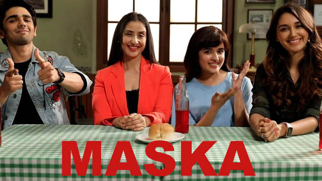Maska (2020) Hindi Movie 720p BluRay Download