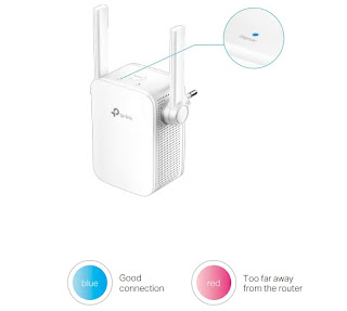 tp-link rigpetitore wireless wifi