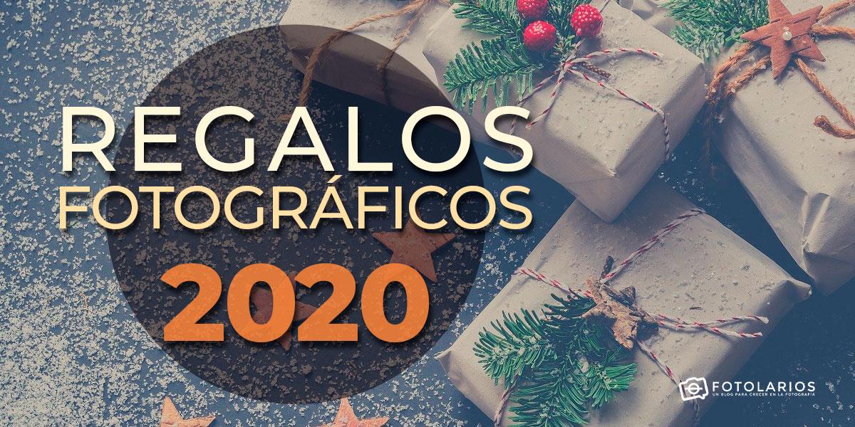 Regalos fotográficos 2020