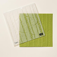 Learn how to make cards using the Woodland Textured Impressions Embossing Folder and the Big Shot