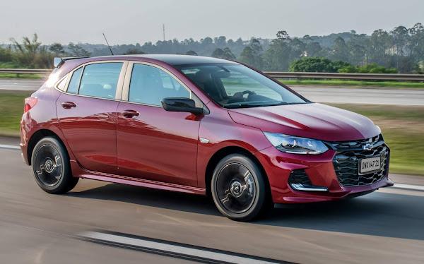 Os carros mais vendidos dos Brasil em 2020