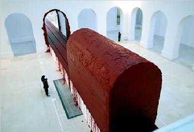 ANISH KAPOOR: Exposición en Madrid 8