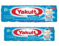 Logo Diventa tester Yakult Light Nuova formula benessere