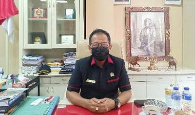 Sambut Ramadhan, Ketua DPRD  Minta Masyarakat Lampung Patuhi Prokes