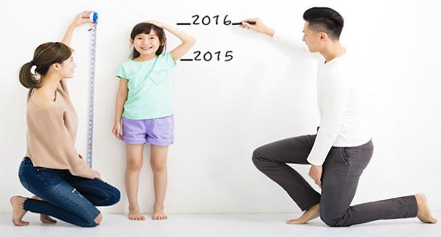 tinggi badan anak dan orang tua, tinggi badan orang tua dan anak, orang tua pendek, anak pendek