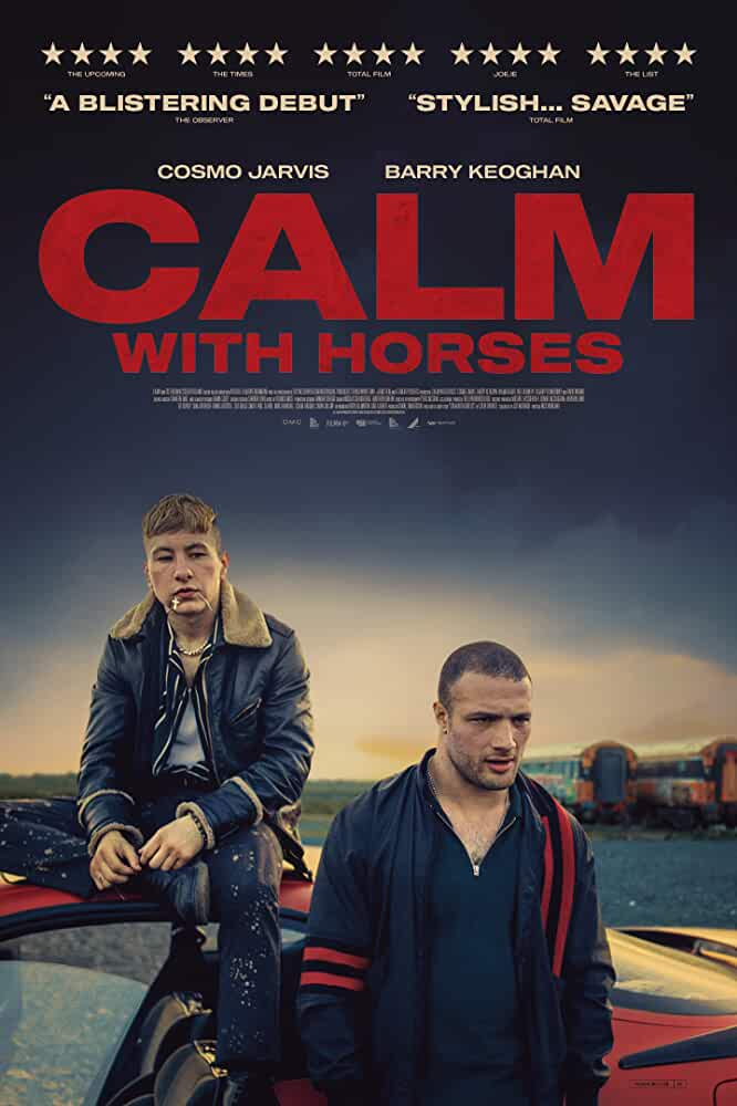 Calm with Horses 2019 720p 800MB WEB-DL
