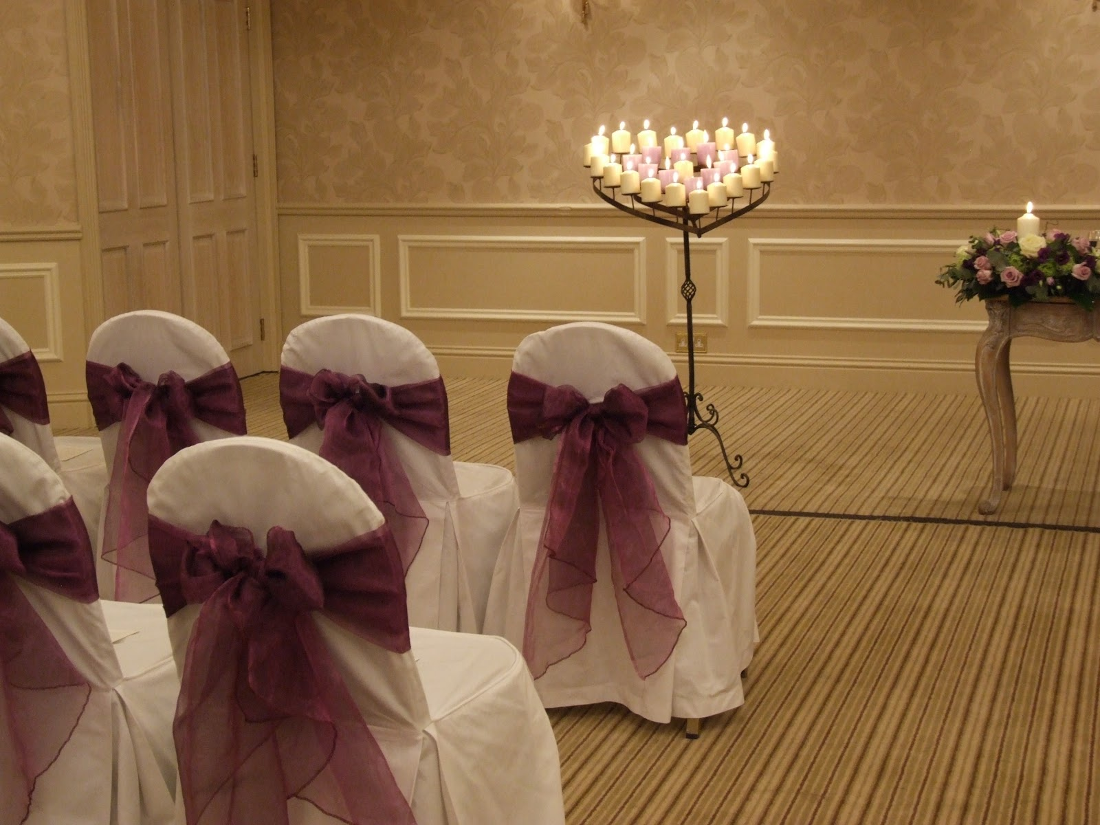 white wedding chair covers hire wheelchair charger crystal flowers and organza bows to
