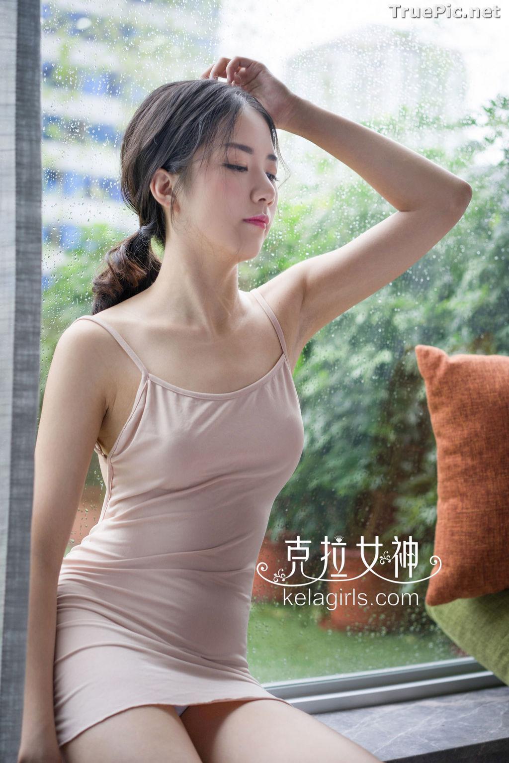 Image KelaGirls 克拉女神 – Chinese Model Ning Ning – Home School Girl Photo Album - TruePic.net - Picture-4