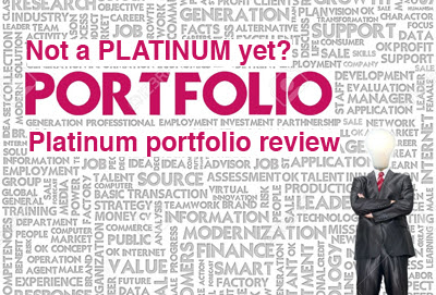 Not a Platinum yet? Tips Terbaru Platinum Portfolio Review 99designs - Mr. ADAMS Blog