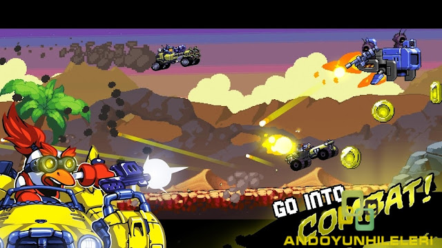 Road Warriors Mega Hileli APK