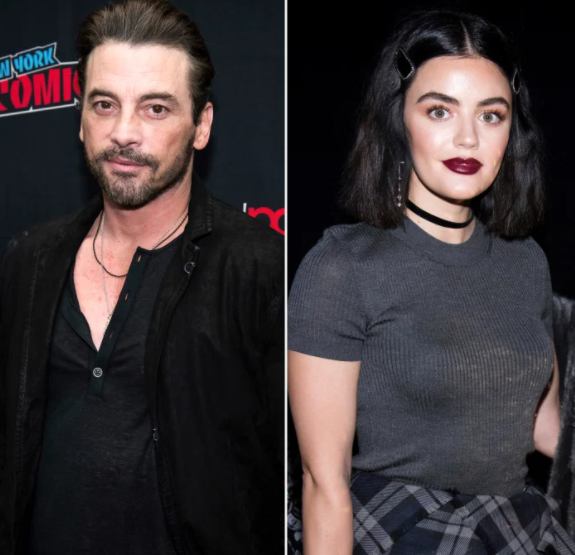 Skeet Ulrich flirts with Lucy Hale on Instagram amid dating rumors-sanewnetworks