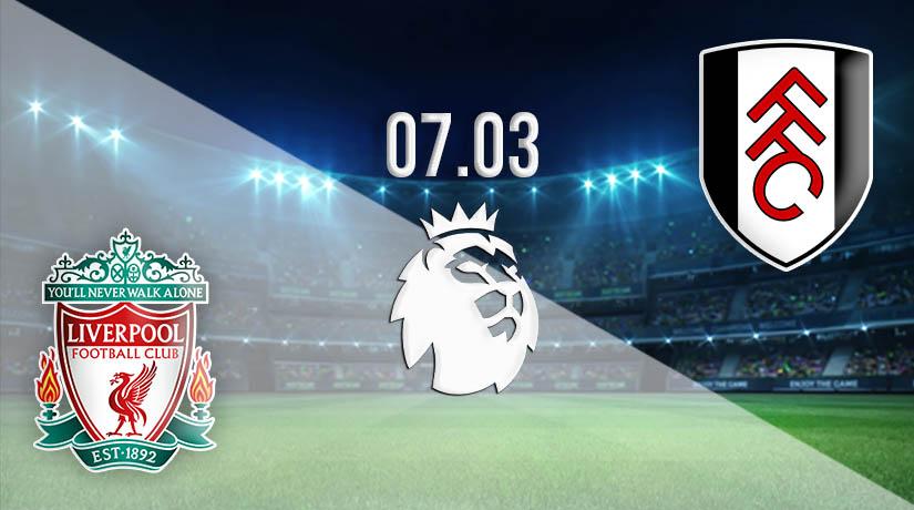 بث مباشر مباراة ليفربول وفولهام
