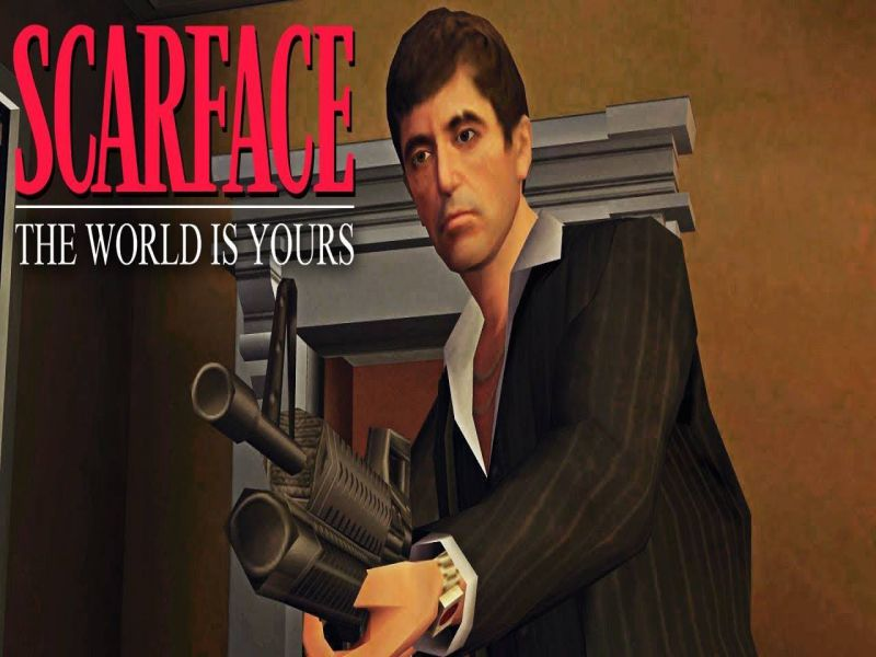 Download Scarface The World Is Yours Game PC Free