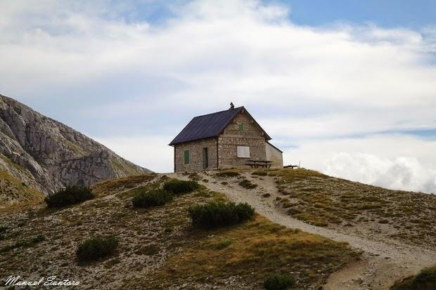 Parco Nazionale d'Abruzzo, Rifugio di Forca Resuni
