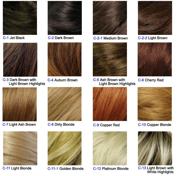 Creme Of Nature Hair Color Chart