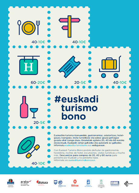 #euskaditurismobono Gobierno Vasco