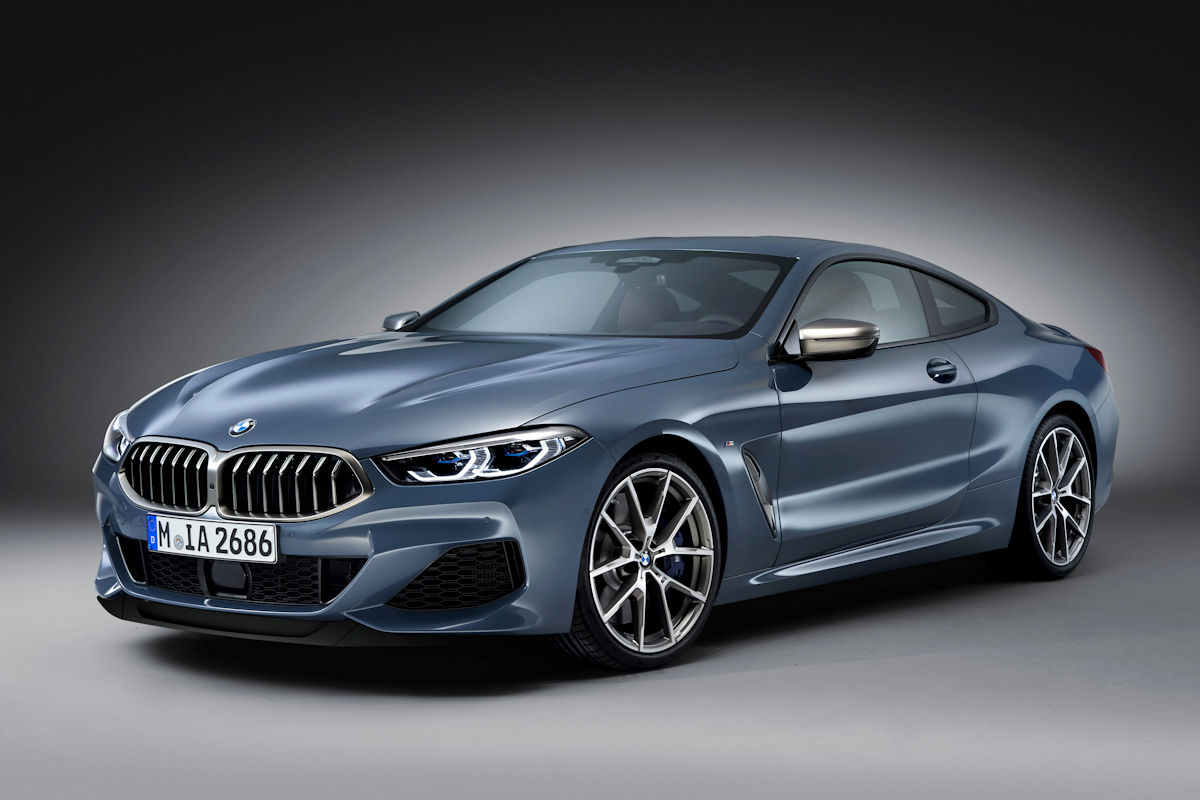 Forget All Your Nostalgic Memories Of A Flagship Bmw Grand Tourer With Pop Up Headlights This Here Is The New 8 Series Coupe And Frankly