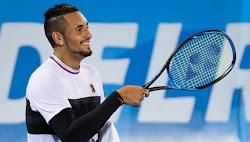 Untuk Alasan Ini, Nick Kyrgios Harus Tiru Rafael Nadal Dan Novak Djokovic