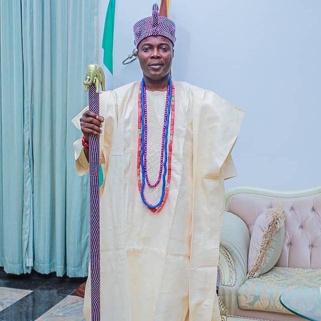 African Royalties : Happy birthday to His Royal Majesty Oba Adekunle Makama  of Kuta Kingdom
