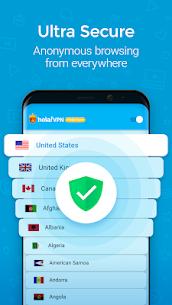 Hola VPN Proxy Plus Mod Apk v1.167.570 (Premium Unlocked)