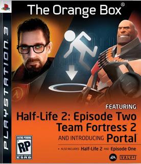 Half Life 2 The Orange Box PS3 Torrent