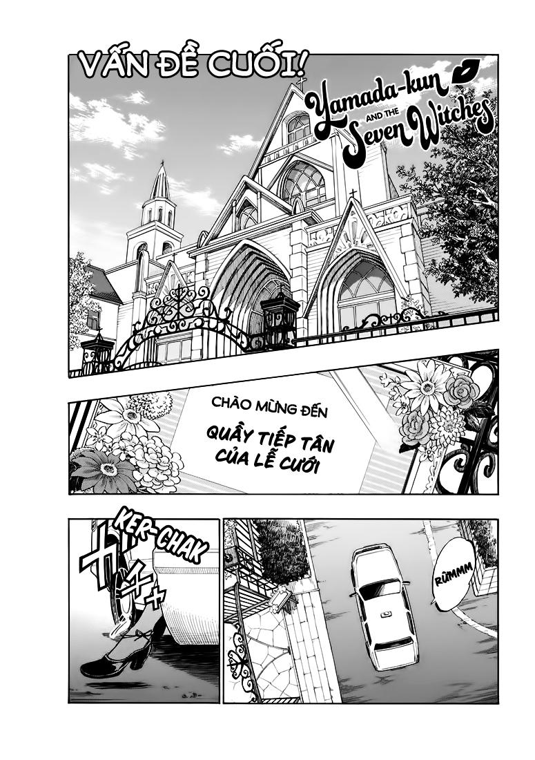 Yamada kun to 7 nin no Majo Chap 243 - Trang 3