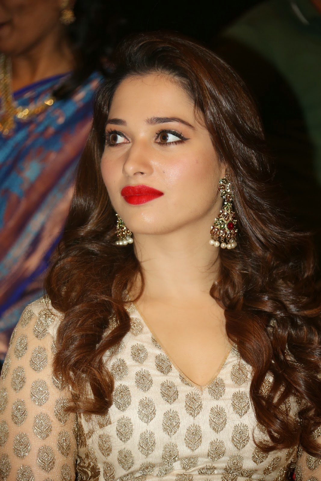 Tamannah Latest Photos At Subbarami Reddy Grandson Rajiv