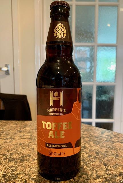Harper's Toffee Ale (Aldi)