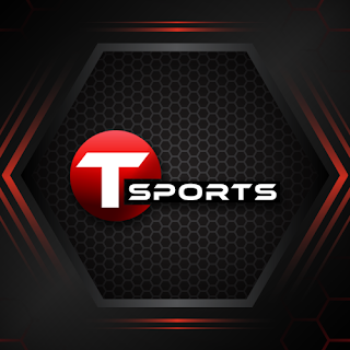 T sports Official Logo