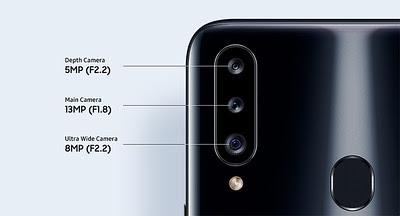 Spesifikasi & Harga Samsung Galaxy A20s