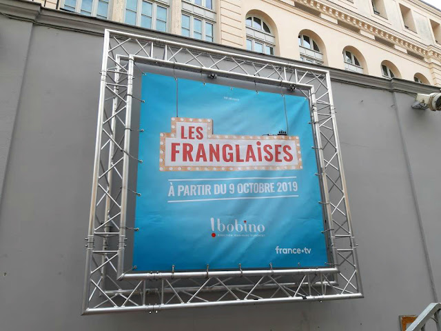 Spectacle Les Franglaises chansons Bobino Paris spectacle musical