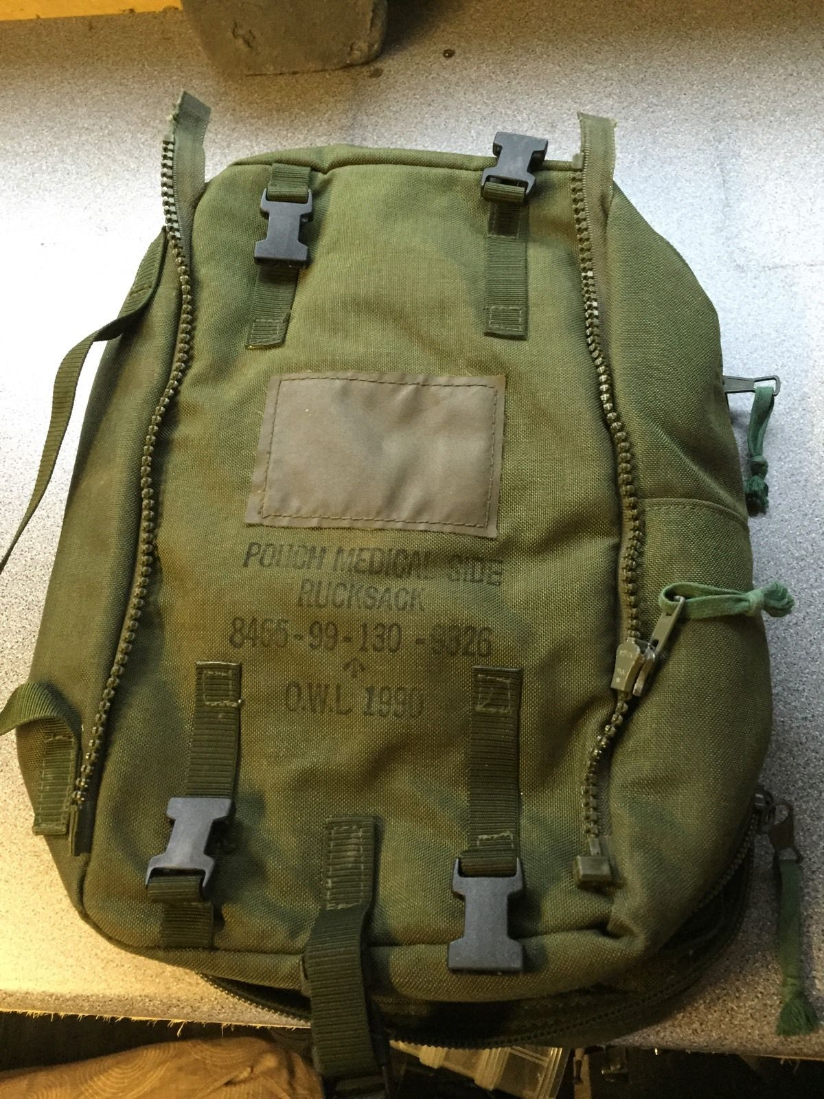 British Army Backpack Weight - Swiss Paralympic